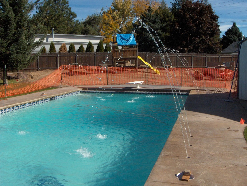 Swimming pools the nature company boise llc for Pool design boise